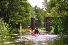 Canoeing Routes